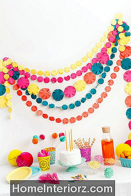 Fiesta Party Garland