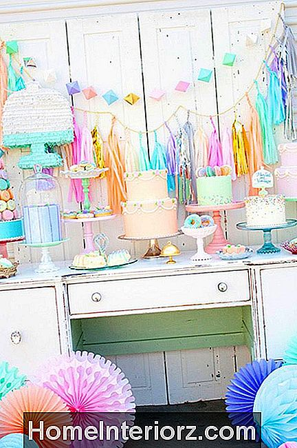 Bright Pastel Party