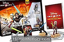 Disney Infinity 3.0 Starter Pack og action figurer