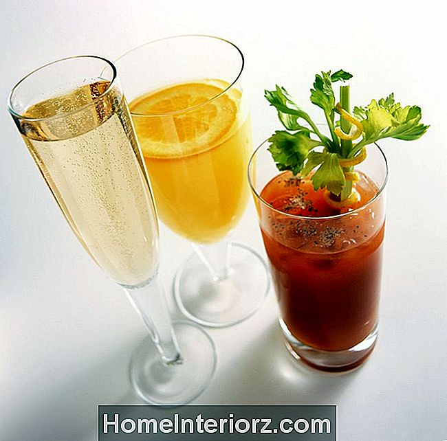 Brunchcocktails: Mimosa, Bloody Mary