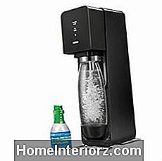 SodaStream Source Sparkling Water Maker Startpaket, Svart
