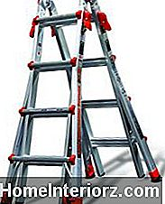 Little Giant 12017 RevolutionXE 300-Pound Duty Rating Multi-Use Ladder, 17-fots
