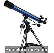 Meade Instruments 216001 Polaris 70 EQ refraktori teleskoop (sinine)