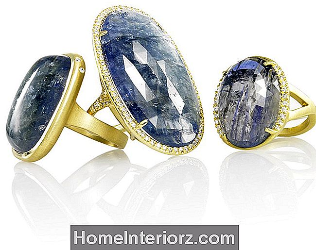 Totally awesome Tanzanite trio...