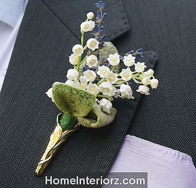 Lily of the Valley Boutonniere