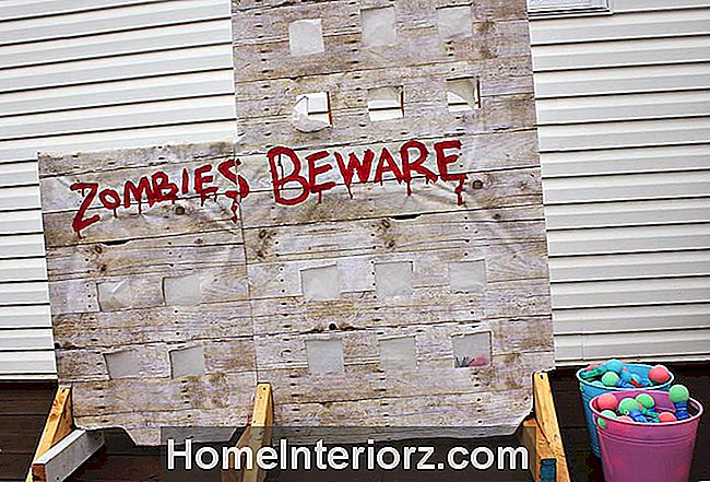 Zombie Party Games