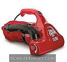 Dirt Devil Hand Putekļsūcējs Ultra Corded Bagged Handheld Vacuum M08230RED
