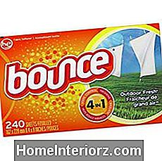 Bounce Outdoor Fresh Dryer Sheets un auduma mīkstinātājs, 240 Count