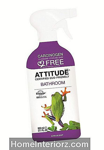Pudel Attitude bathroom cleaner