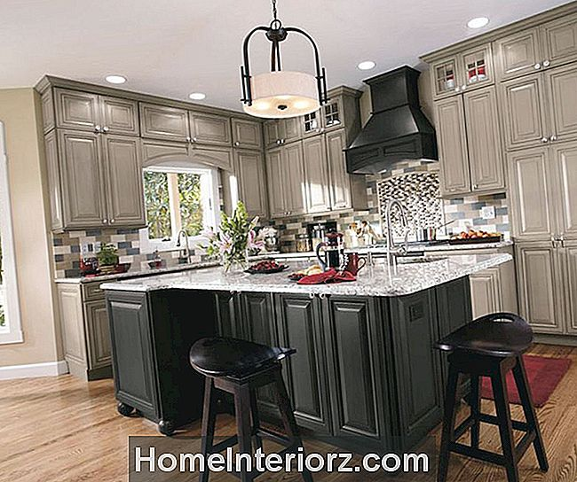 Greige Kitchen Cabinet Ideas