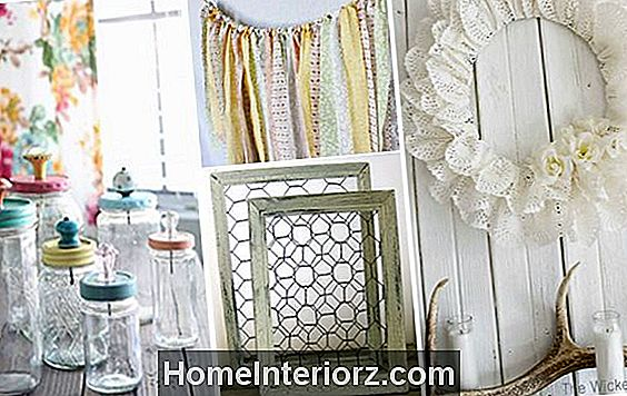 Shabby Chic Project Round Up