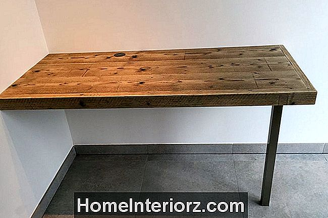Counter Top Corner Desk