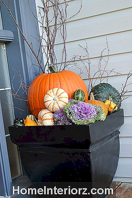 Autumn Porch Ideas