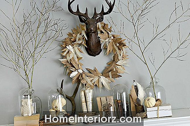 Craft-Bush-Fall-Mantel