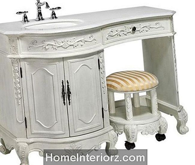 Winslow Single Sink Vanity With Stool