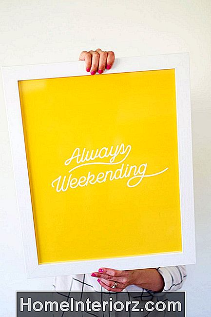Alltid Weekend Printable Art