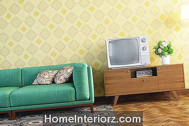 7 Tips för Amazing Retro Style Decorating