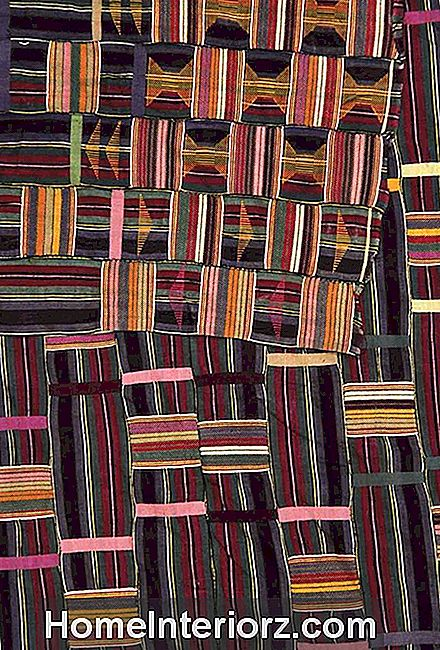 Design Geek: Hur Ghana Kente Cloth blev ett globalt fenomen