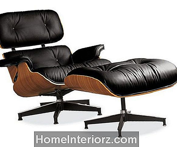 Design Geek: Världen som gjorde Iconic Eames Lounge Chair
