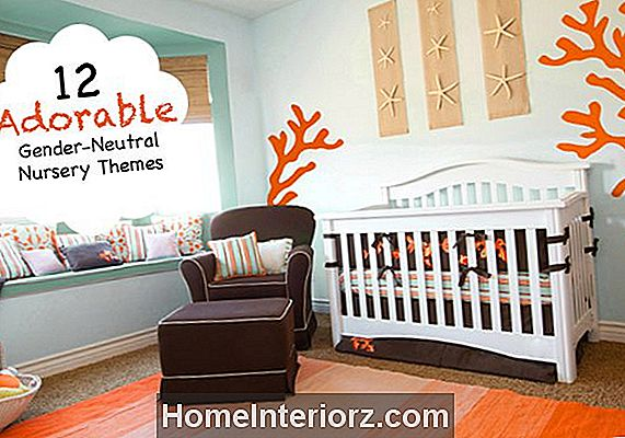Kön Neutral Nursery Themes