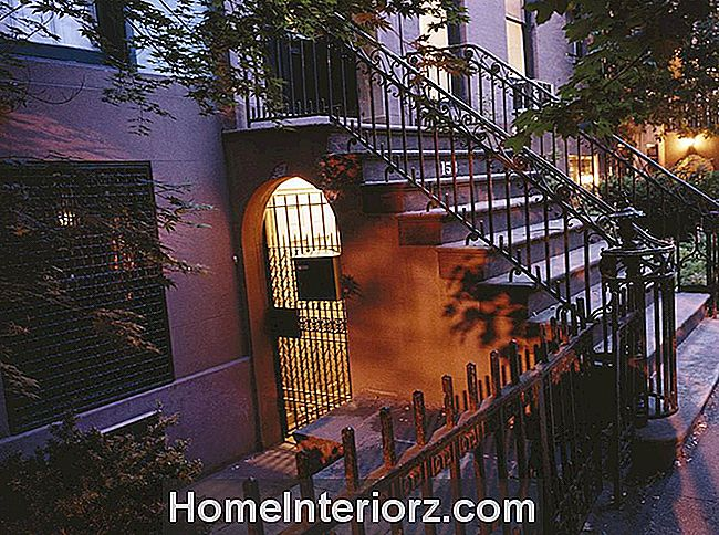 Brooklyn Brownstones at Dusk