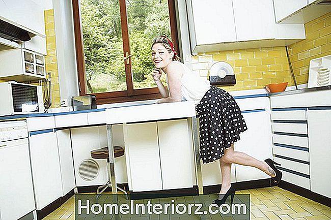 840eb0774bd Köögitrendid, Mis Kehtestati 1950. Aastatel 💡 Sisekujundus | ET ...