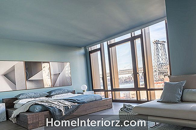 En modern Williamsburg Penthouse