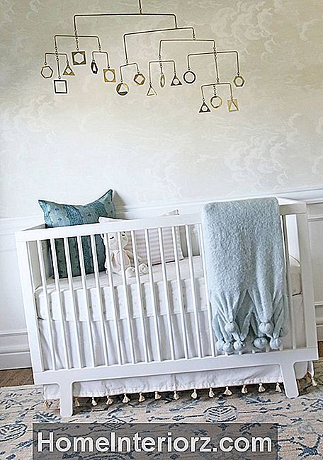 Nursery Makeover: A Dreamy Nursery for a Baby Girl