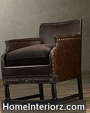 1910 Engelska Nailhead Chair, Restoration Hardware