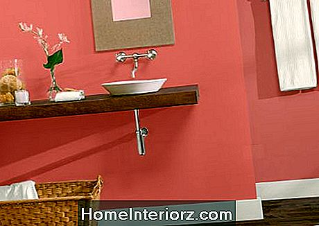 Stunning Powder Room Paint Color Ideas