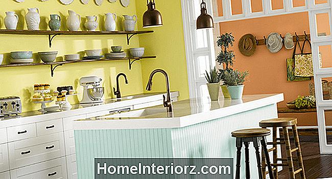 7 Migliori Colori Per La Pittura In Cucina 💡 Interior Design | IT ...