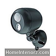 Faro LED Beams MB360 wireless con sensore di movimento e fotocellula - resistente alle intemperie - Batteria - 140 lumen