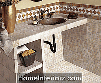 Vannituba Backsplash