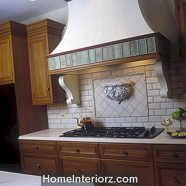 Toscana Style Subway Tile In Kitchen 513043141
