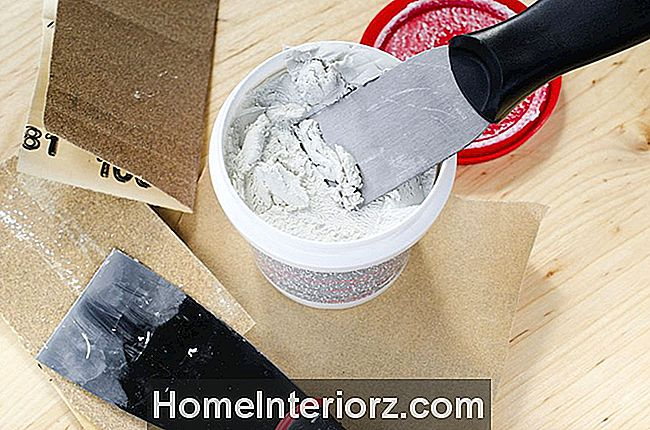 Spackle ha un posto nel rimodellamento domestico?