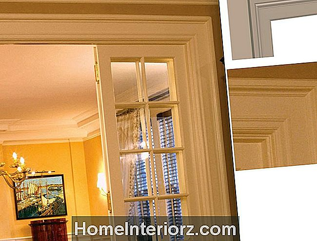Door Trim Colonial