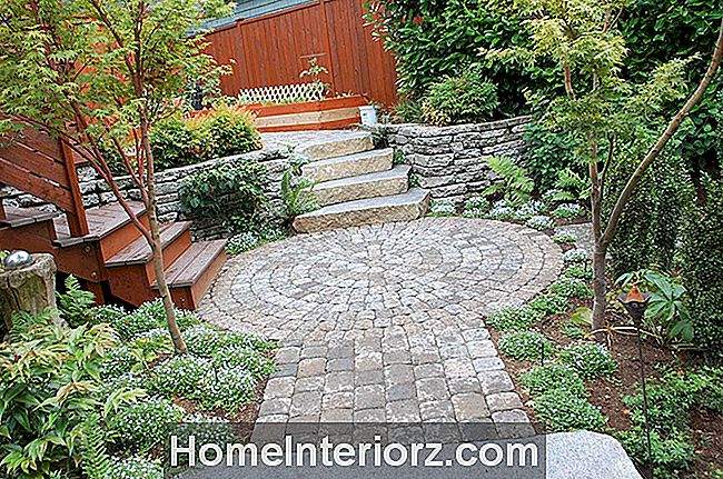 25 Idee di design Perfect Patio Paver