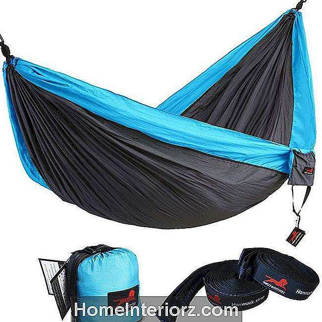 Outfitters honestos Single & Double Camping Hammock
