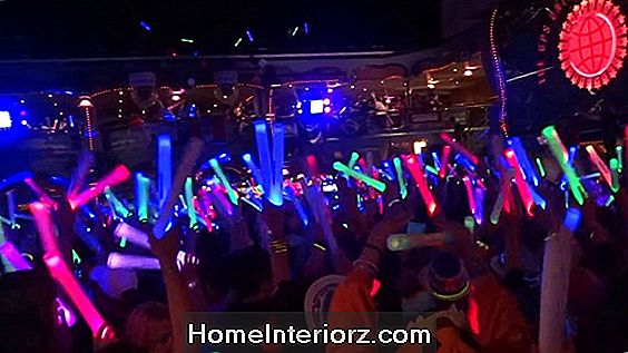 Glow Stick Party Games
