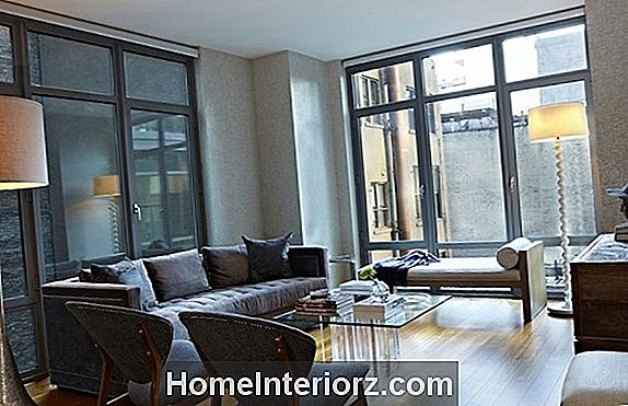 Home Tour: Luxury Living In Tribeca