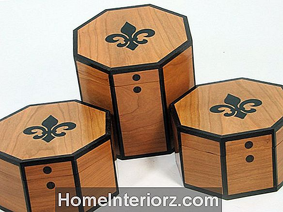 Octagon Boxes