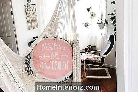 20 Indoor Hammock Dekorating Ideas