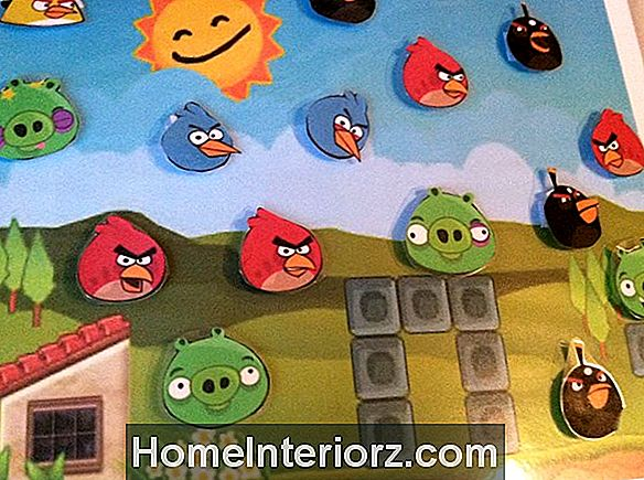 Angry Bird Behavior
