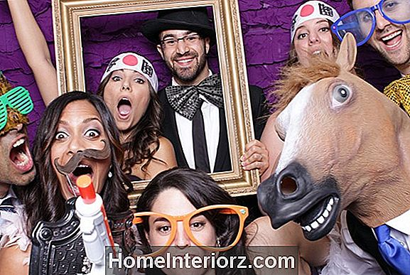 Photo Booth Party Ideed