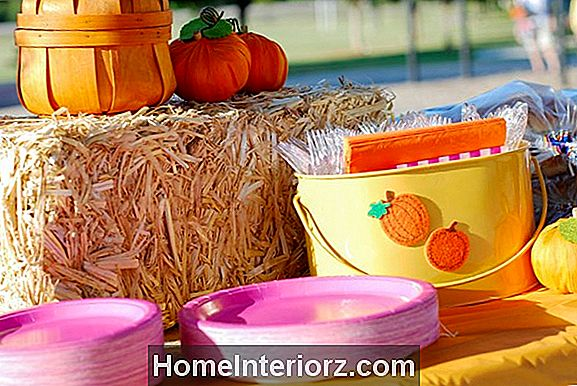 Pumpkin Party Projects