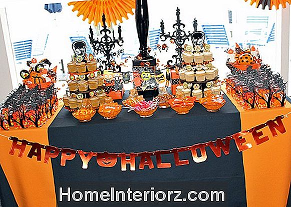 Halloween Baby Shower Theme