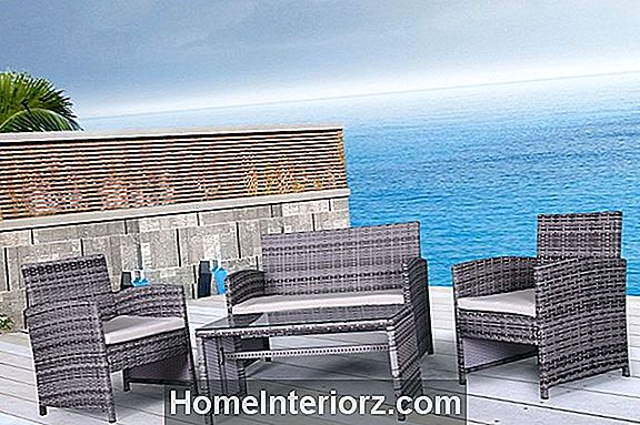 The Ultimate Guide to Patio Furniture: marchi, stili e materiali