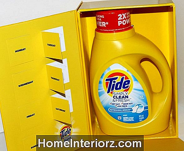 Tide yksinkertaisesti Clean & Fresh Product Review