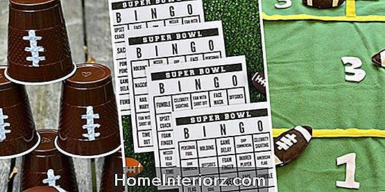 Super Bowl Commercial Party Games