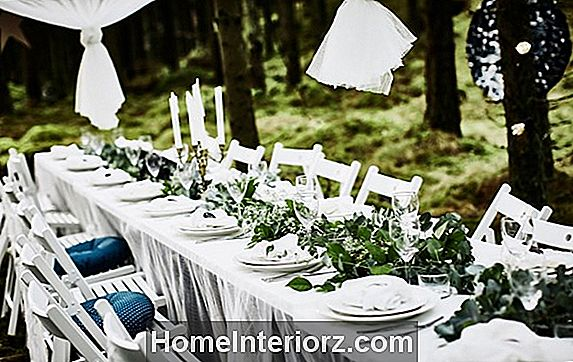 Come decorare un matrimonio con un budget